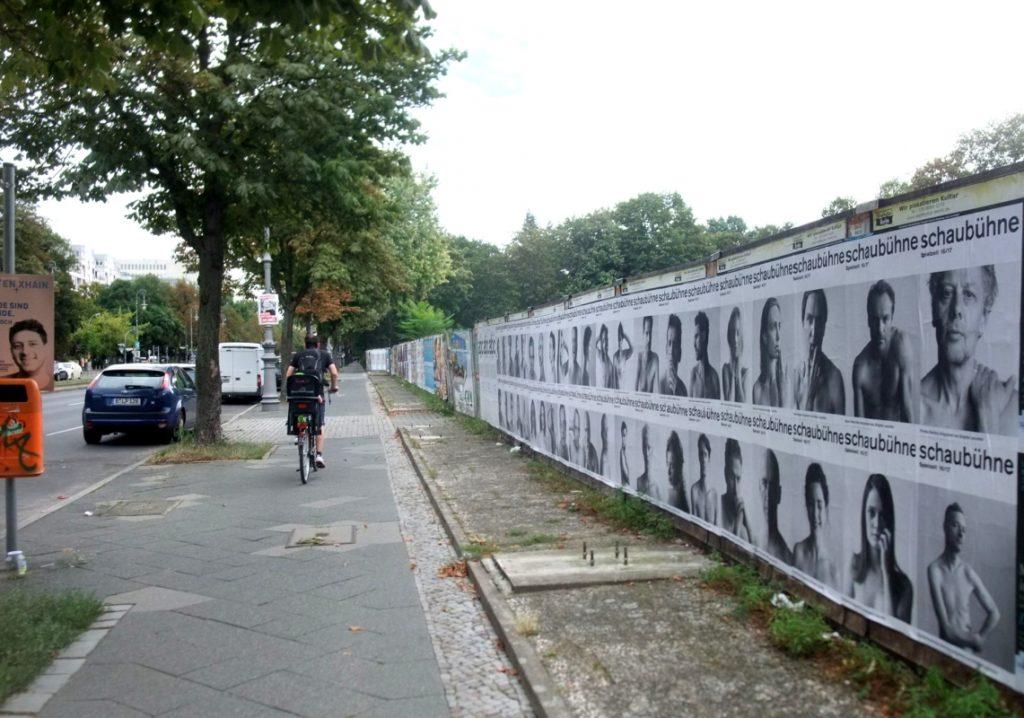 Spielzeitkampagne 2016/2017 der Schaubühne am Lehniner Platz (Berlin). Fotos: Brigitte Lacombe.