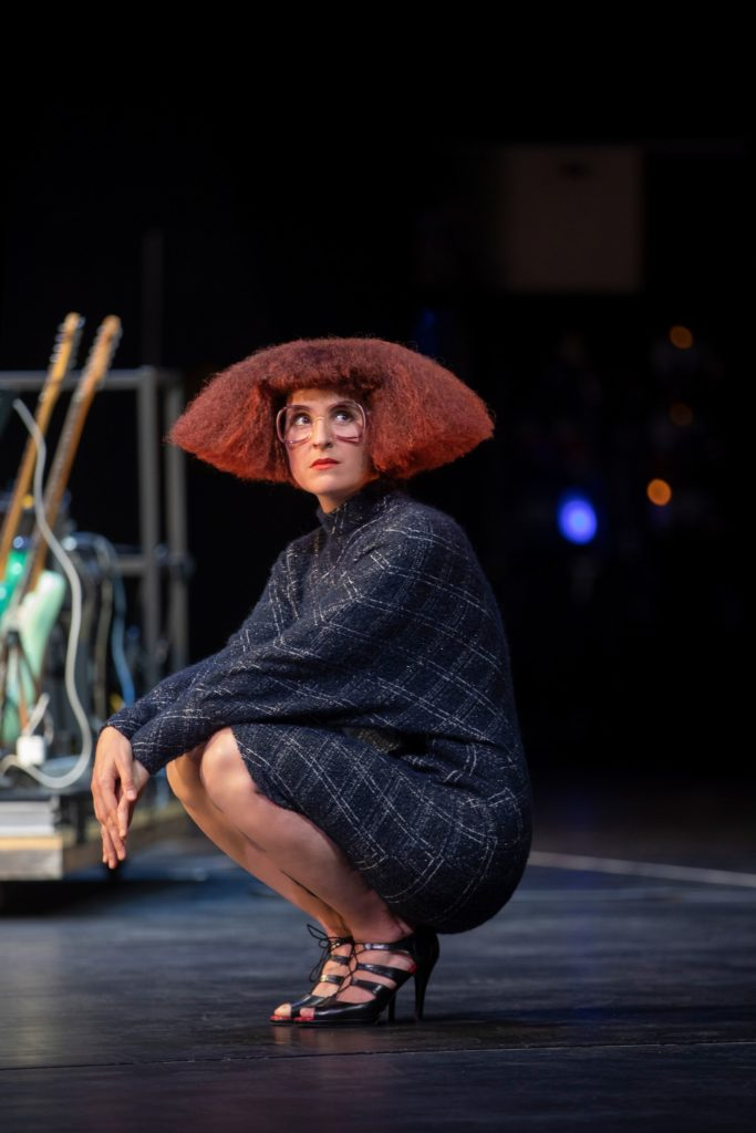 Jennifer Sabel in »Gundermann — Männer, Frauen und Maschinen«. Foto: Silke Winkler.