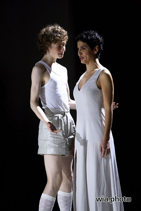 »Orpheus und Eurydike«. Foto: Oliver Wia.