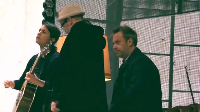 »Wengenroths Autorenklub, Ausgabe 5: Ödön von Horváth«. Video: Schaubühne am Lehniner Platz, Berlin.